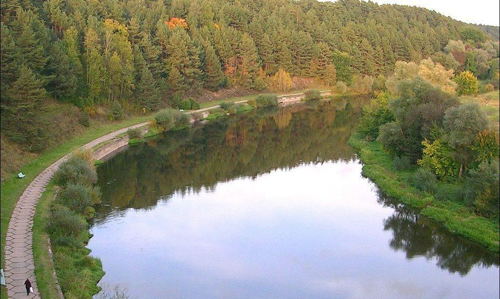 Ливневая канализация и реки подмосковья